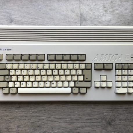 Refurbished Amiga 1200