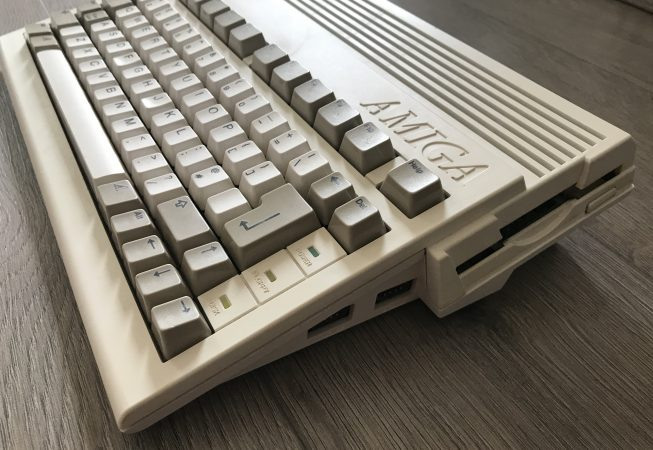 Amiga 600 Refurbished