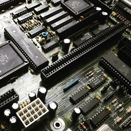 Amiga 3000 Recap