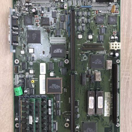 Amiga 4000 Recapped Board