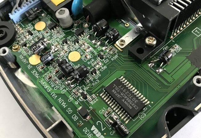 Sega Game Gear Recapping