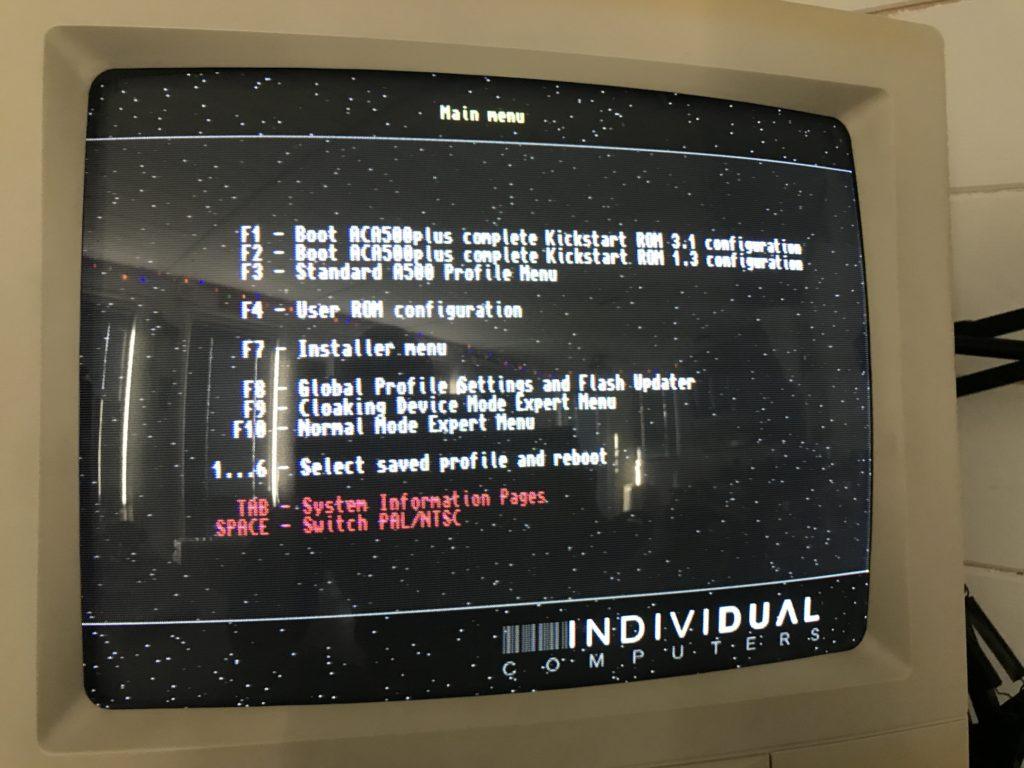 Amiga kick roms | Amiga ROM  2019-02-22