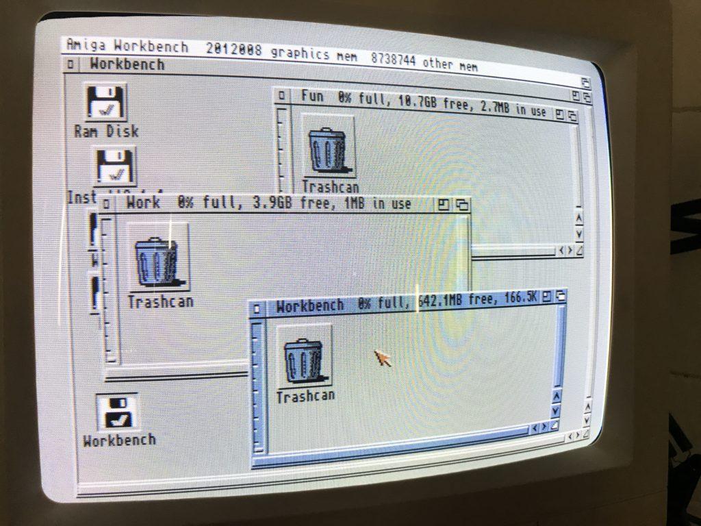 AmigaOS 3.1.4 16Gb CF Card