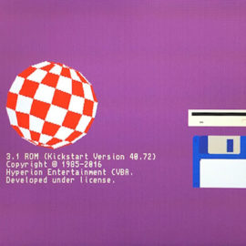 3.1.4 Rom (Kickstart Version 46.143)