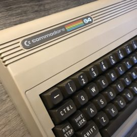 Commodore C64 Recapping