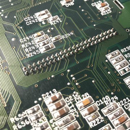 Amiga 1200/600/4000 IDE Header Replacement