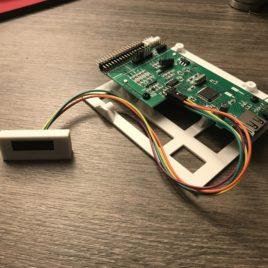 Amiga Gotek FlashFloppy OLED Header